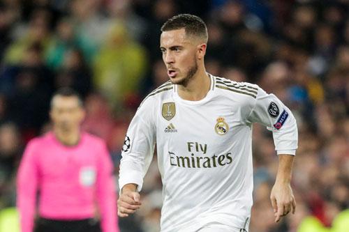 =8. Eden Hazard (Real Madrid, 120 triệu euro).
