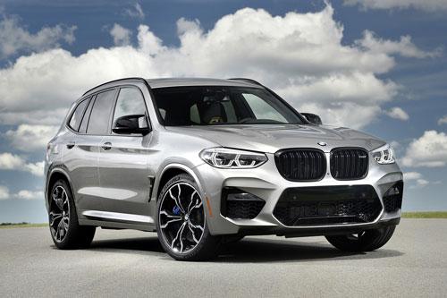 BMW X3 M 2020.
