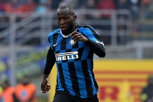 3. Romelu Lukaku (Inter Milan, 14 bàn).