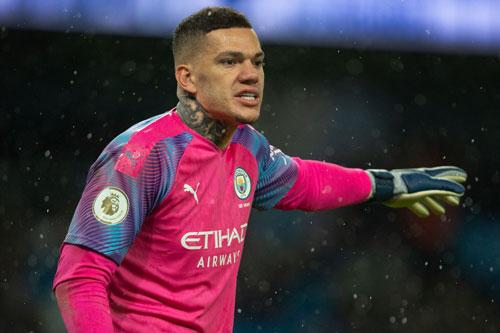 4. Ederson Moraes (Man City, 70 triệu euro).