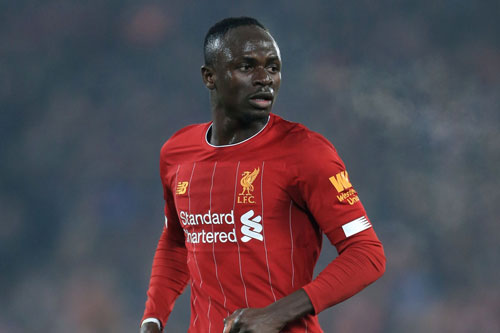 =4. Sadio Mane (Liverpool, 150 triệu euro).