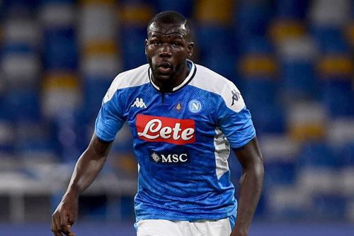 =3. Kalidou Koulibaly (Napoli, 75 triệu euro).