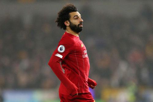 =4. Mohamed Salah (Liverpool, 150 triệu euro).