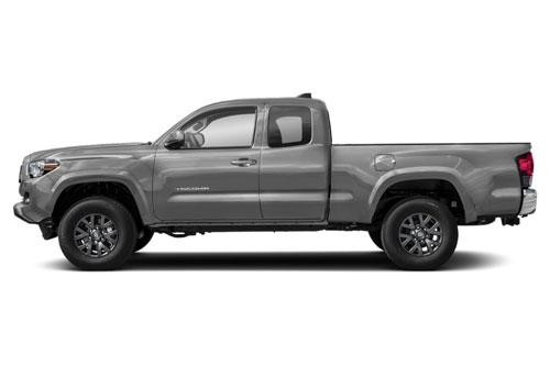 5. Toyota Tacoma 2020 (giá khởi điểm: 26.050 USD).