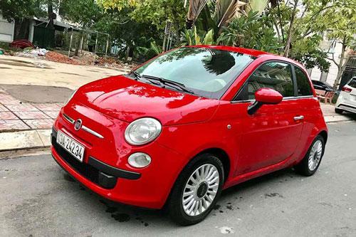 Fiat 500 2009.
