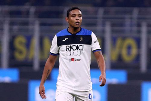 6. Luis Muriel (Atalanta, 12 bàn).
