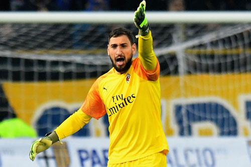 =7. Gianluigi Donnarumma (AC Milan, 55 triệu euro).