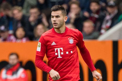 =6. Lucas Hernandez (Bayern Munich, 70 triệu euro).