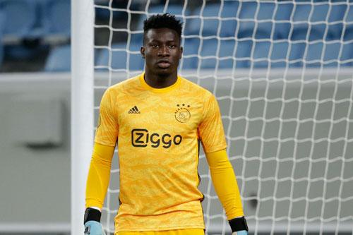 9. Andre Onana (Ajax Amsterdam, 45 triệu euro).