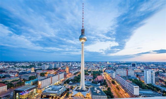 Chiêm ngưỡng 10 thủ đô đẹp nhất thế giới - Ảnh 3.