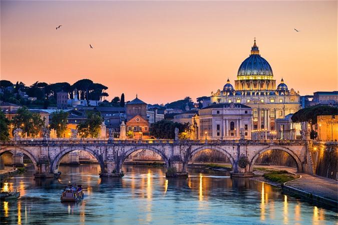 Chiêm ngưỡng 10 thủ đô đẹp nhất thế giới - Ảnh 6.