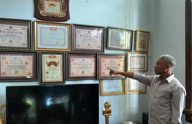 Gặp nghệ nhân đúc đồng xác lập nhiều kỷ lục Guinness - 3
