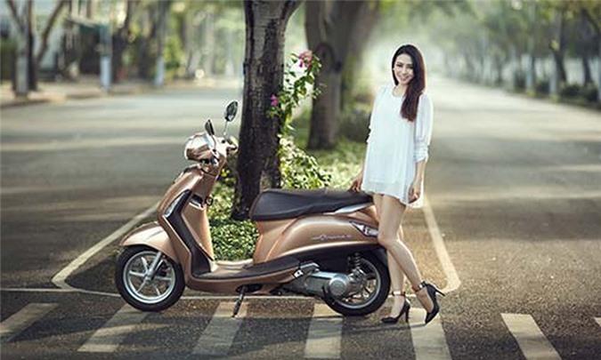 Xe ga Yamaha Grande