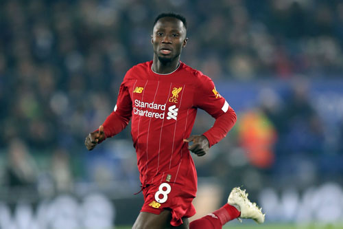 10. Naby Keita (Liverpool, giá trị hiện nay: 42 triệu euro, mức rớt giá: 18 triệu euro).