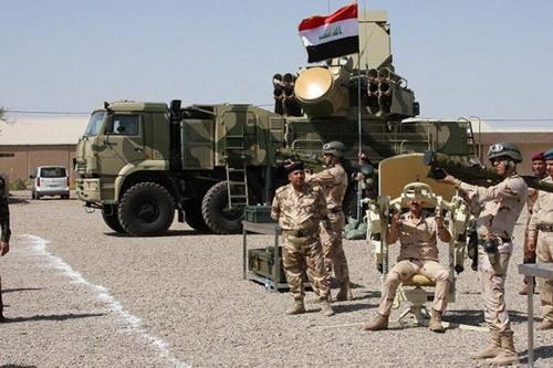 Iraq đề nghị trao căn cứ quân sự Mỹ cho Nga