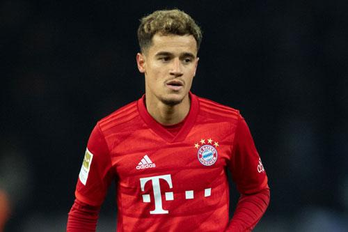 4. Philippe Coutinho (Bayern Munich mượn từ Barcelona, giá trị hiện nay: 70 triệu euro, mức rớt giá: 20 triệu euro).