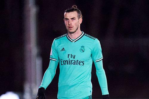 6. Gareth Bale (Real Madrid, giá trị hiện nay: 40 triệu euro, mức rớt giá: 20 triệu euro).
