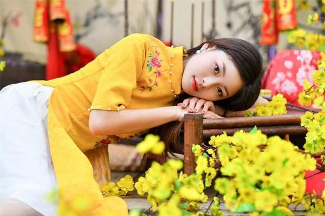 Á khôi Tài sắc Việt Nam rạng ngời chào đón mùa Xuân - 5