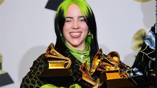 Bất chấp việc BTS lần đầu trình diễn, Billie Eilish viết nên lịch sử, ratings của Grammy 2020 vẫn rớt xuống thấp thứ nhì trong lịch sử! - Ảnh 2.