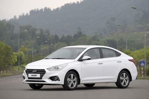 Hyundai Accent. Ảnh: TC Motor.