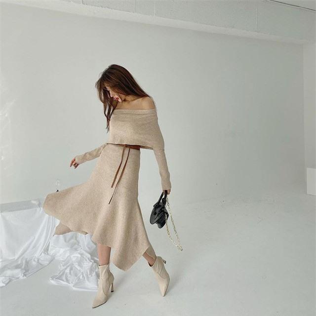 Ngày đi làm trở lại, bạn cứ nhắm 5 kiểu váy sau mà diện, đảm bảo xinh hết nấc - Ảnh 20.