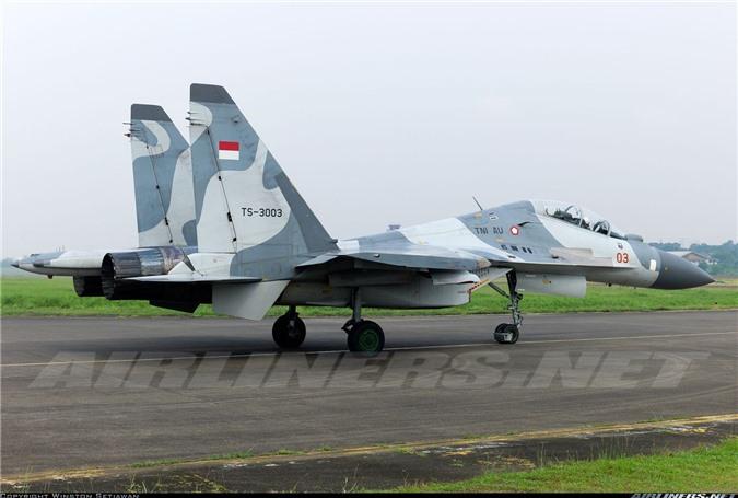 Bat ngo: Viet Nam la quoc gia so huu nhieu sieu co Su-30MK2 nhat the gioi!-Hinh-11