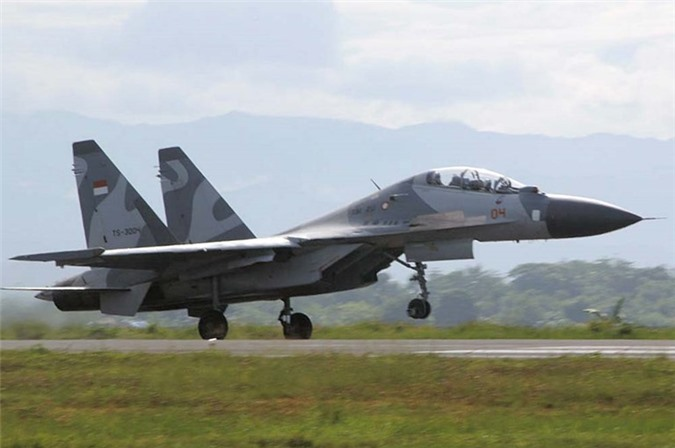 Bat ngo: Viet Nam la quoc gia so huu nhieu sieu co Su-30MK2 nhat the gioi!-Hinh-12