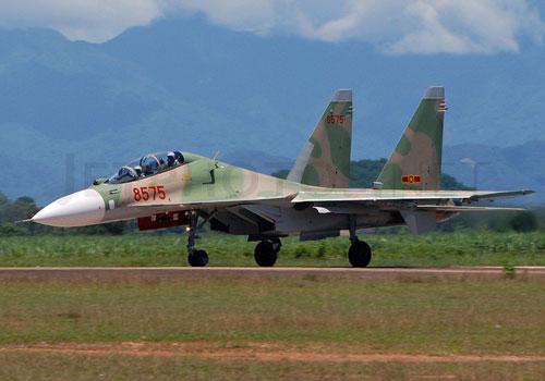Không quân Việt Nam hiện tại là quốc gia có số lượng chiến đấu cơ Su-30MK2 nhiều nhất thế giới với tổng quân số lên tới 36 chiếc.