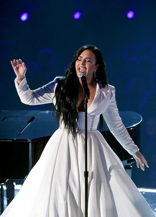 Lễ trao giải Grammy 2020 chính là sân khấu đầu tiên của nữ ca sĩ sau sự cố năm 2018.