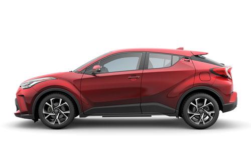 Toyota C-HR 2020.