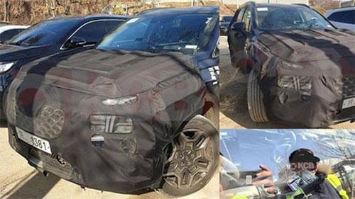 Hyundai Santa Fe thế hệ mới.
