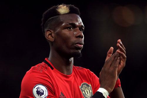 =7. Paul Pogba (M.U, 100 triệu euro).