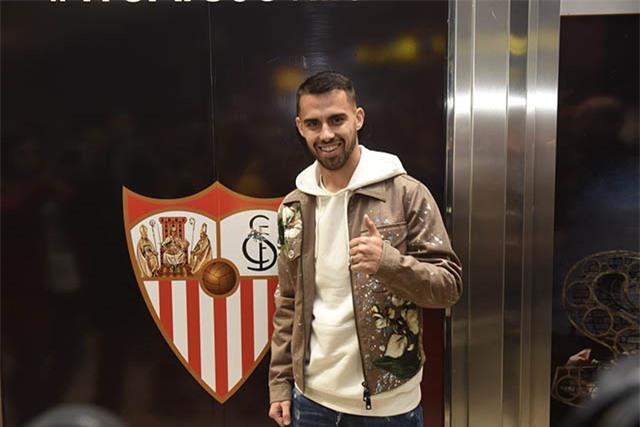 Suso đã quay trở lại Tây Ban Nha sau khi chia tay Milan