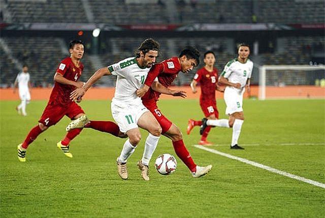 ĐT Việt Nam giao hữu với Iraq trước trận đấu với ĐT Malaysia tại vòng loại World Cup 2022 - Ảnh 1.