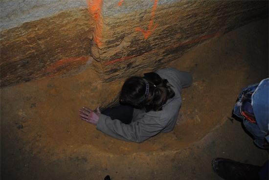 Hầm mộ Odessa: Lang thang trong mê cung địa đạo 2500km dưới lòng đất - Ảnh 6.