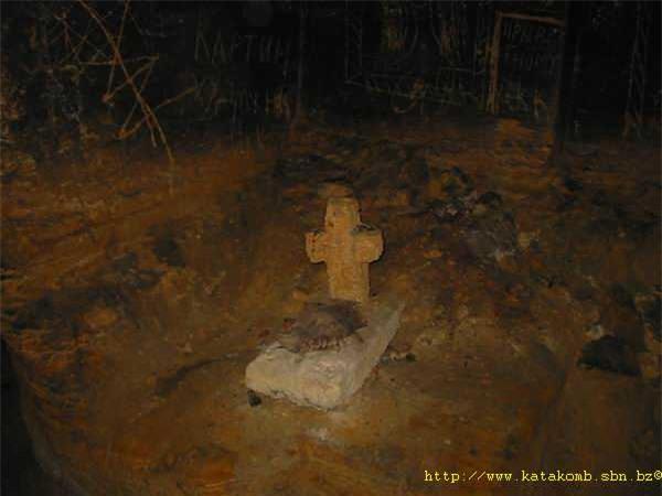 Hầm mộ Odessa: Lang thang trong mê cung địa đạo 2500km dưới lòng đất - Ảnh 7.