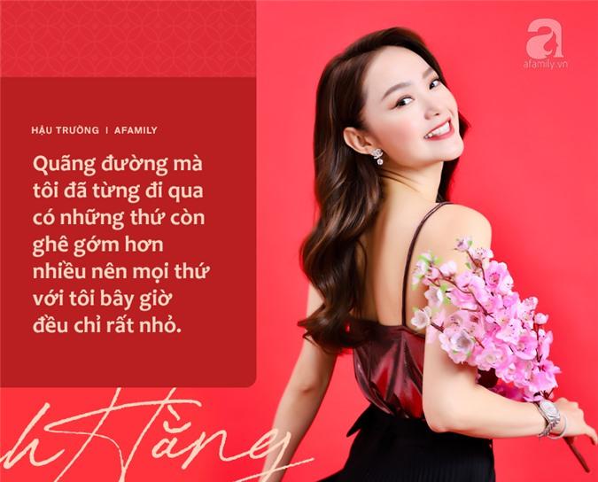 Minh Hằng tuyên bố ngày làm mẹ sẽ không còn xa, bất ngờ tiết lộ mối quan hệ với Thanh Hằng theo cách lạnh lùng - Ảnh 11.
