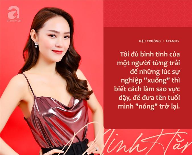 Minh Hằng tuyên bố ngày làm mẹ sẽ không còn xa, bất ngờ tiết lộ mối quan hệ với Thanh Hằng theo cách lạnh lùng - Ảnh 2.