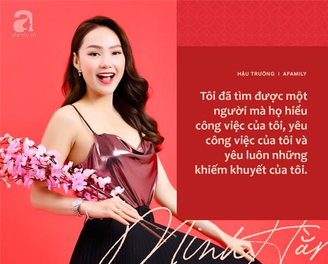 Minh Hằng tuyên bố ngày làm mẹ sẽ không còn xa, bất ngờ tiết lộ mối quan hệ với Thanh Hằng theo cách lạnh lùng - Ảnh 4.
