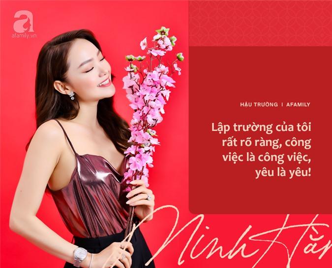 Minh Hằng tuyên bố ngày làm mẹ sẽ không còn xa, bất ngờ tiết lộ mối quan hệ với Thanh Hằng theo cách lạnh lùng - Ảnh 6.