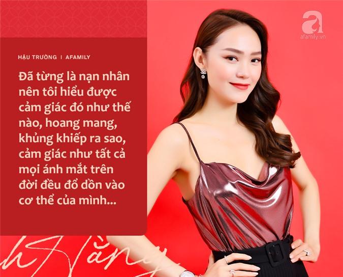Minh Hằng tuyên bố ngày làm mẹ sẽ không còn xa, bất ngờ tiết lộ mối quan hệ với Thanh Hằng theo cách lạnh lùng - Ảnh 9.