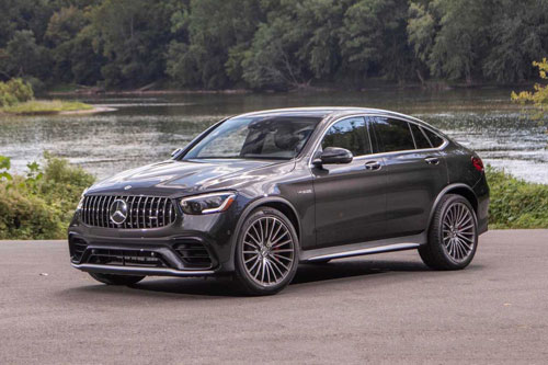 Mercedes-AMG GLC 63S Coupe 2020.