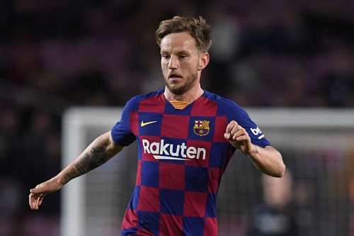 Ivan Rakitic. Ảnh: Getty.