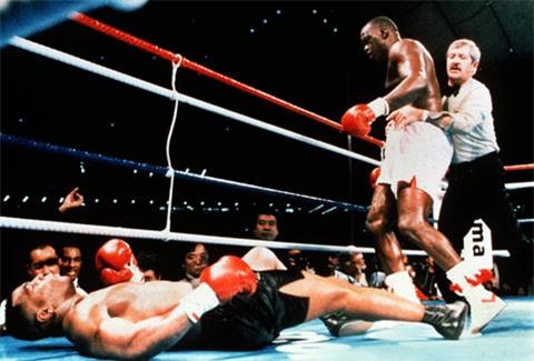 Tyson gục ngã trước Douglas – cú sốc lớn nhất lịch sử quyền Anh