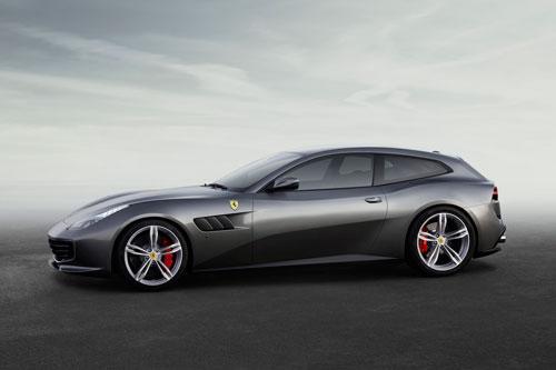 6. Ferrari GTC4 Lusso.