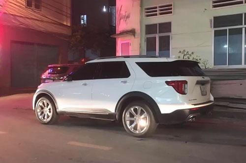 Ford Explorer 2020 tại Việt Nam.