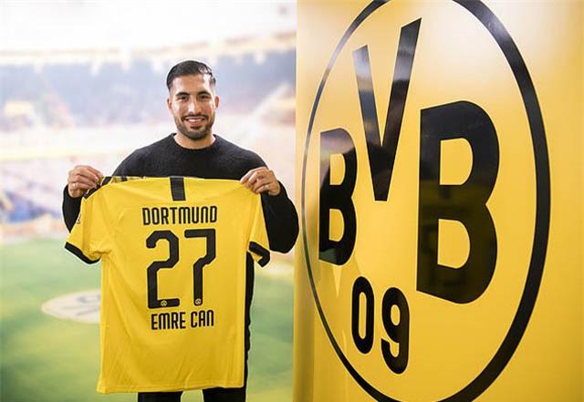 Can sẽ phải nỗ lực để được Dortmund mua đứt vào cuối mùa giải 2019/20