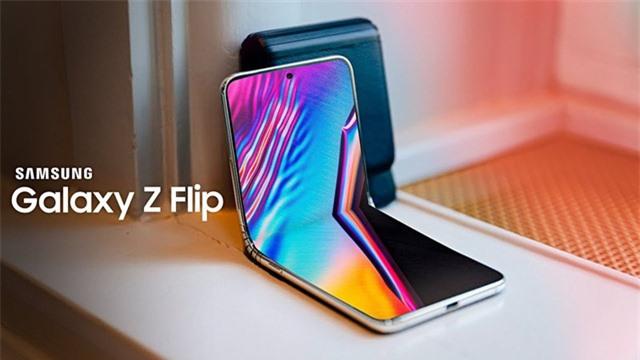 Samsung sẽ ra mắt hàng loạt smartphone màn hình gập vào cuối năm nay - Ảnh 1.