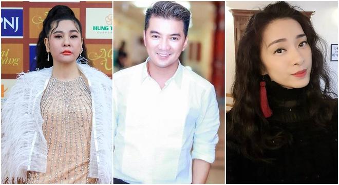 Ba nghệ sĩ nổi tiếng đã bị Sở TT&TT TP.HCM mời làm việc vì đưa tin sai sự thật về dịch bệnh Corona lên Facebook.