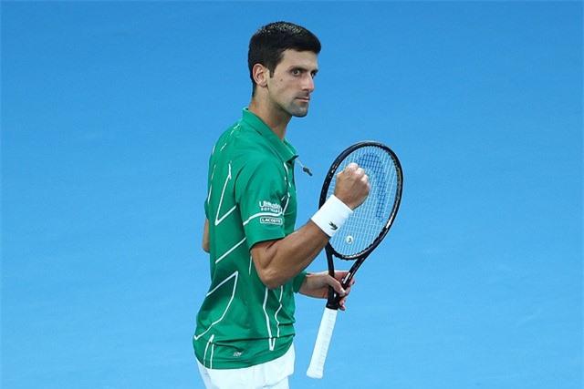 Australia mở rộng 2020: Novak Djokovic lên ngôi lần thứ 8 sau 5 set kịch tính - Ảnh 1.
